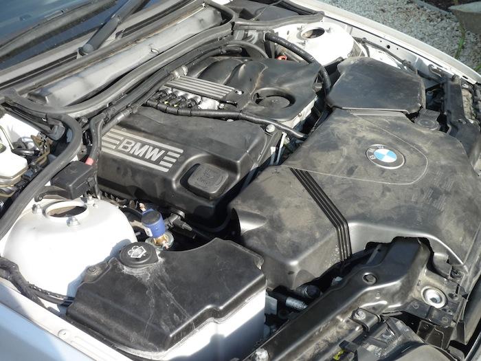 BMW 316 LPG Conversion Engine