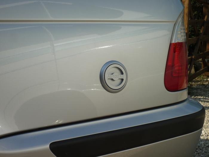 BMW 316 LPG Conversion Filler