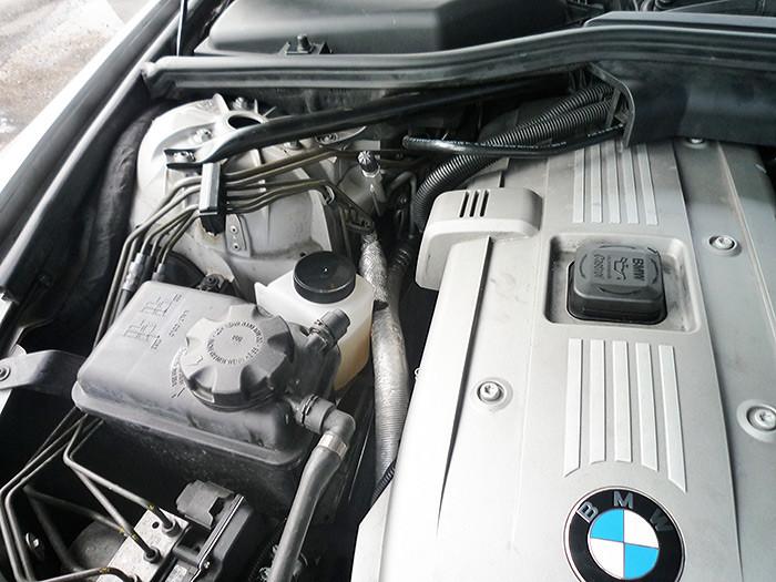 BMW 630 LPG Conversion 7