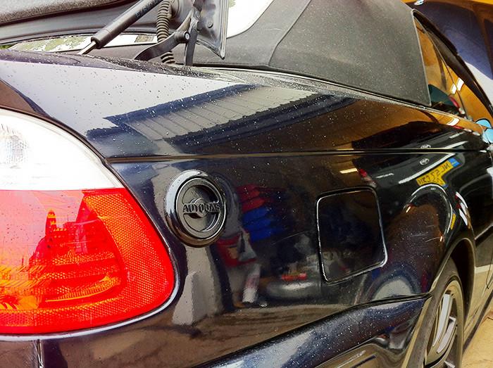 BMW E46 LPG Conversion 6