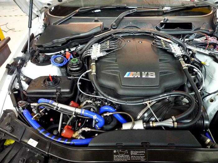 BMW M3 LPG Conversion Engine 5
