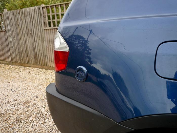 BMW X3 LPG Conversion Filler