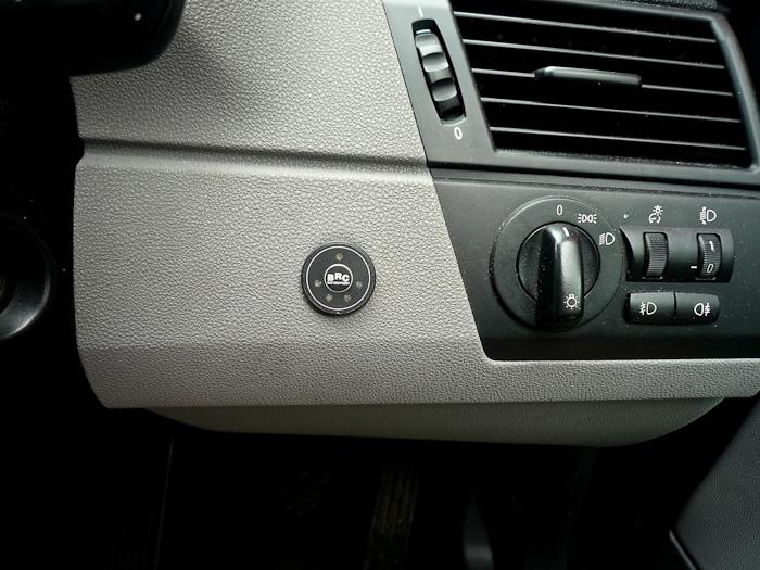 BMW X3 LPG Conversion Switch