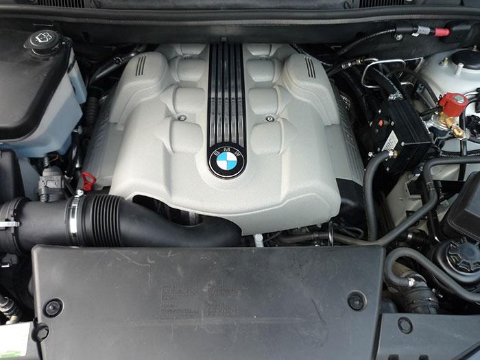 BMW X5 4.8 LPG Conversion Engine
