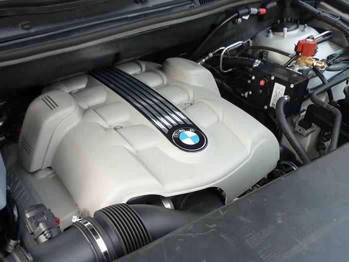BMW X5 4.8 LPG Conversion engine_2