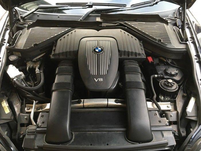 LPG Conversion BMW X5 E70 2
